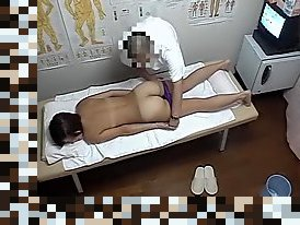 hidden cam massage parlor